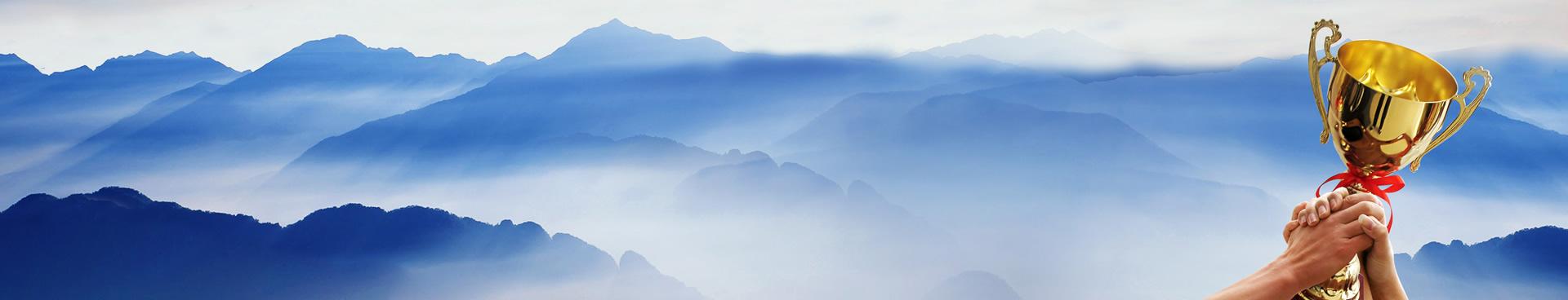 陕西风景banner图